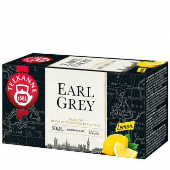 Citromos Earl Grey C vitaminnal
