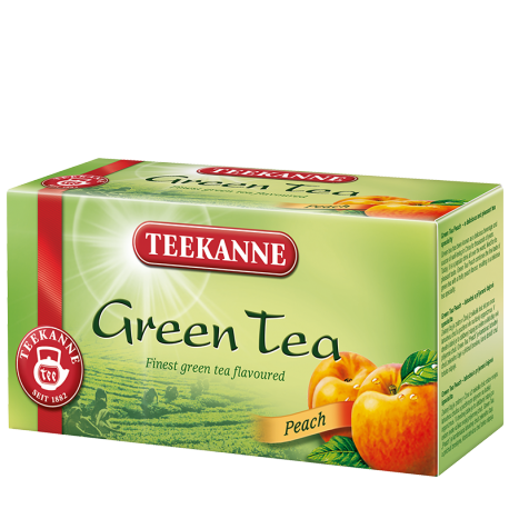 Green Tea Peach