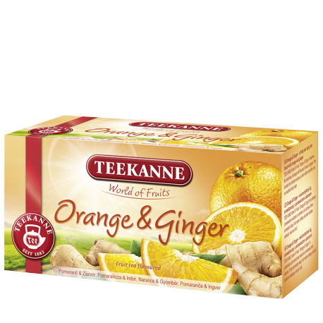 Orange & Ginger