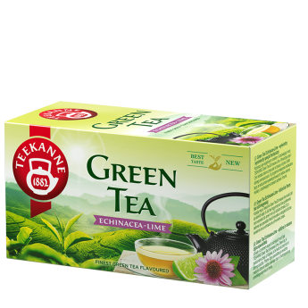 Green Tea Echinacea-Lime